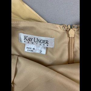 Kay Unger Dresses - KAY UNGER NEW YORK evening dress